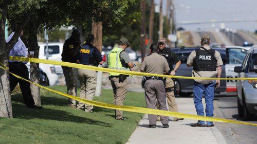 Die Polizei hat den Schützen getötet, der zuvor wahllos auf Passanten geschossen hatte. AP