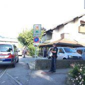 Beute nach Überfall in Lustenau sichergestellt