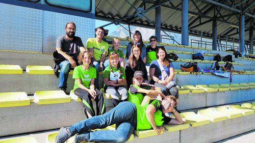 Die Reise zum Kinderzehnkampf nach Innsbruck lohnte sich für die Athletinnen sowie deren Begleiter. Verein