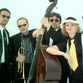 Vier Schurken und eine Musikkommissarin
