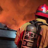 Mehrere Tote bei Schiffsbrand