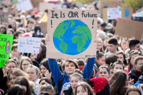 Die weltweiten Klimaproteste haben hitzige Diskussionen angestoßen.APA
