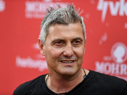 Dornbirns Egzon Shabani war nicht zu halten – auch nicht vom ehemaligen deutschen Bundesligaspieler Sebastian Boenisch.Gepa