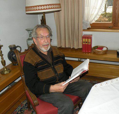 Dr. Rudolf Seewald: Umweltschützer aus christlicher Überzeugung. Hämmerle