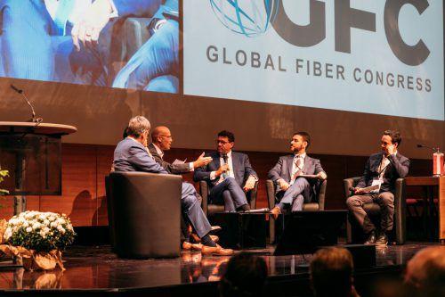 Drei Tage lang referierten über 100 internationale Experten aus den Bereichen Industrie und Forschung. Stadt dornbirn