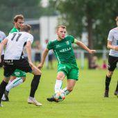 Dornbirner SV will dieperfekte Hinrunde schaffen