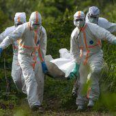 WHO wirft Tansania Verschweigen von Ebola-Verdachtsfällen vor