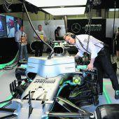 Brändle steigt bei Mercedes aus