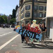 Plastik raus aus den Schulen