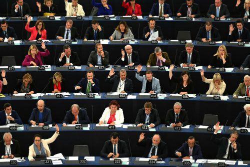 Eine Mehrheit gab grünes Licht für eine weitere Verschiebung. AFP