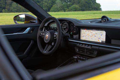 Einsteiger für Fortgeschrittene: Der 911 Carrera ist alles andere als nur ein Porsche light. werk