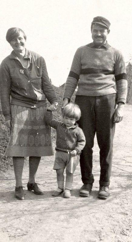 Ernest Hemingway und seine Frauen stehen heute in Gaschurn im Fokus. spetimo