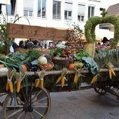 Bregenz feiert Erntedankfest