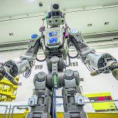 Russischer Roboter nach Test im All ausgemustert