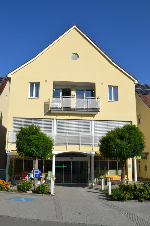 Feiert 25 Jahre Bestand: das Sozialzentrum Bürs.