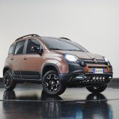 Autonews der WocheModischer Fiat Panda Trussardi / Neue Plug-In-Motorisierung für den Volvo V60 / Überarbeiteter Ssangyong Tivoli