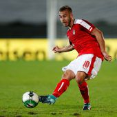 4:0-Kantersieg von Österreichs Unter-21-Nationalteam
