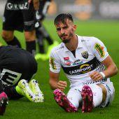 Nächste Enttäuschung der Altacher. 1:2-Niederlage zu Hause gegen Sturm Graz. C1