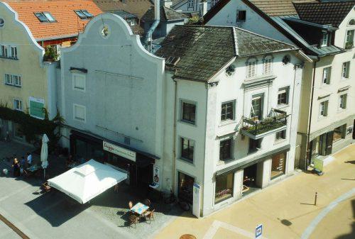 Die Tage des Hauses Kirchstraße 1 sind gezählt. fst