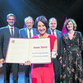 Susanne Marosch mit 50. Russ-Preis geehrt