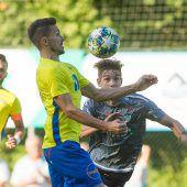 Wolfurt im Glück! Nach 3:2-Heimsieg Tabellen-zweiter der VN.at-Eliteliga. C3