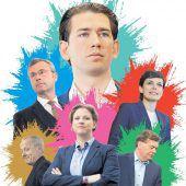 Der große Schlagabtausch der Spitzenkandidaten