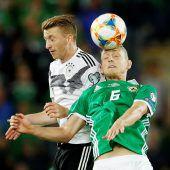2:0-Sieg für Deutschland in Nordirland