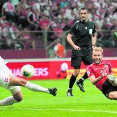 Starkes Spiel reichte nicht für ÖFB-Sieg