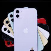 Apple stellt neues iPhone vor. D1
