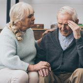 Warnsymptome bei Alzheimer