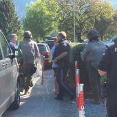 Familiendrama in Hohenems: Sohn rammte Mutter Messer in den Rücken. B1