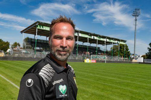 Matthias Morys und Co. wollen heute gegen BW Linz den Fans im Planet Pure Stadion den ersten Heimsieg der Saison schenken.Gepa