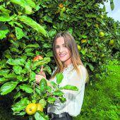 Zufrieden mit der heurigen Ernte