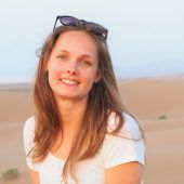 Sarah Siemers segelt über den Atlantik. A4