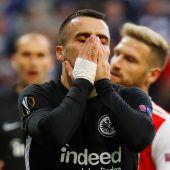 Dämpfer für Frankfurt Hütter-Elf verliert 0:3 gegen FC Arsenal