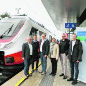 Rankweiler Bahnhof als Mobilitätsdrehscheibe