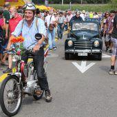 19. Historische Verkehrsschau in St. Margrethen