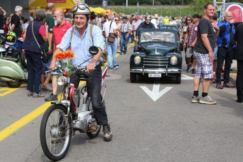 Freunde historischer und klassischer Automobile, Traktoren, Motorräder und anderer Verkehrssmittel sind bei der bunten Oldtimer-Veranstaltung genau richtig.Veranstalter