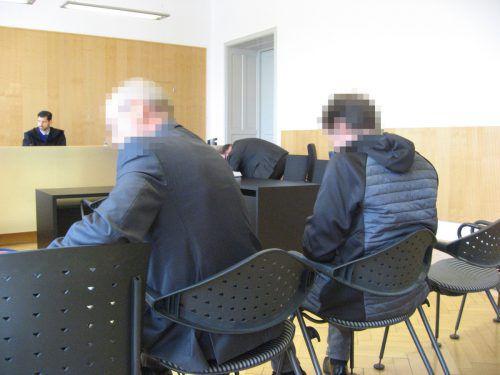 Für die beiden beschuldigten Landesbeamten fand der Prozess am Landesgericht Feldkirch doch noch ein glückliches Ende. Eckert