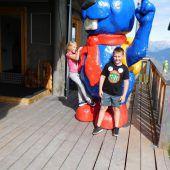 Erlebnisreicher Ausflug der Kinderonkologie ins Montafon