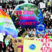 Weckruf für den Klimaschutz
