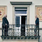 Große Herbstausstellung im Architekturjuwel Lorünser Villa