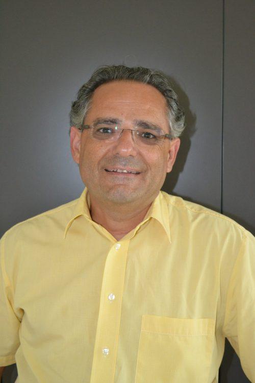 Gerald Fenkart greift gerne gestalterisch in Prozesse ein. bi