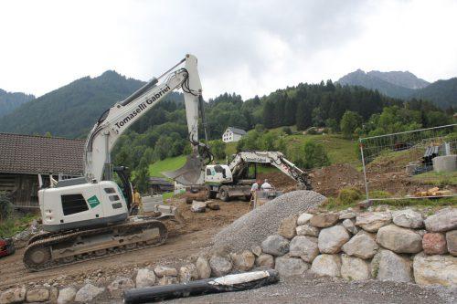 Gleich zwei neue Anlagen entstehen in Brand und Bürserberg.