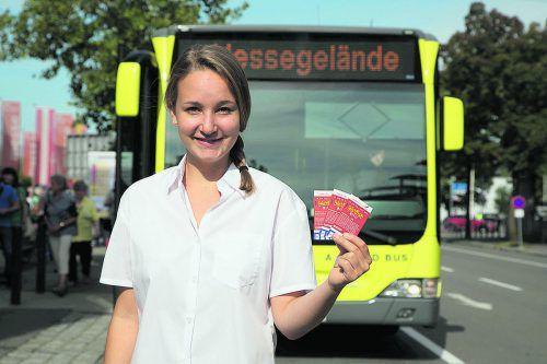 Gratis An- und Abreise mit öffentlichen Verkehrsmitteln.roland paulitsch