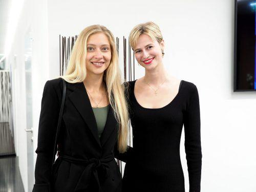Hanna Marte und Eda Pontellier waren bei den Eröffnungsfeierlichkeiten dabei.