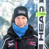 Johanna Greber hört mit dem Skisport auf