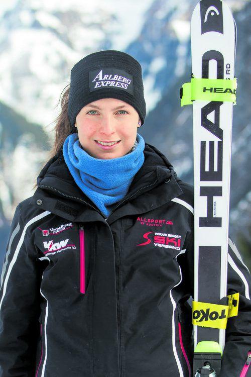 Hat vom Skisport genug: Johanna Greber.ps