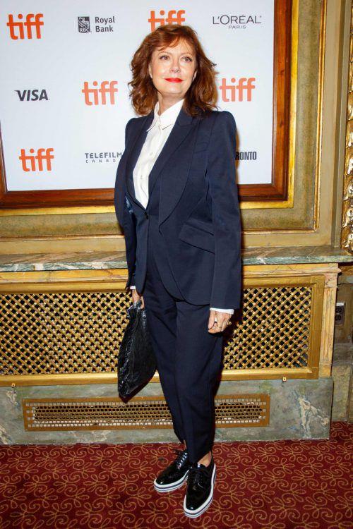 Hollywood-Schauspielerin Susan Sarandon. afp