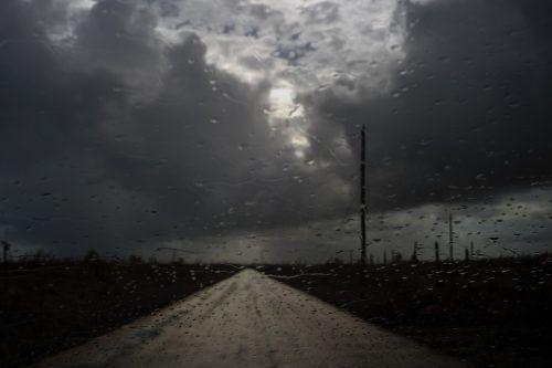 """""""Humberto"""" ist mit Regenschauern an den Bahamas vorbeigezogen.AP"""